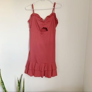 Fun flirty summer dress